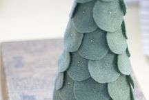 Winter / Christmas crafts, winter crafts