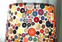 Buttons / by Gloria M-M