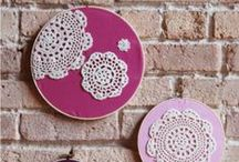 Crochet doilies / by Gloria M-M