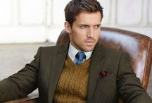 Men's Style / For my Dey and style I love on men.