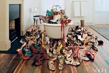 Heel the world ! Shoes collection / They want to come out of the closet...