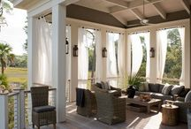 Outdoor Living / by CROWN & CLOTH