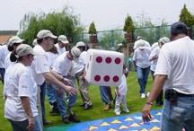Eventos de Integración -El Juego de la Oca / Imágenes de uno de los rallies más divertido para integración grupal y trabajo en equipo.