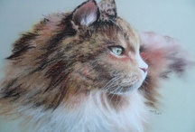 Mary Clare--Artist / by Bette Calderone