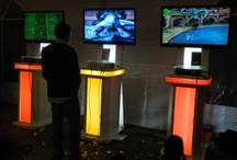 Maquinas, Simuladores y Juegos para Eventos / Maquinas de Video Juegos y Simuladores.