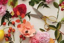 DIY & Crafts / DIY, upcycle, re-make, crafting, paper craft, vintage, retro, pastels.