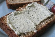 Cheese it up! Vegan dairy sub  / My quest for the best vegan cheese... (and butter) / by Catherine Matte