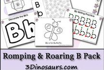 Alphabet Activities / Resources for teaching ABCs to children.