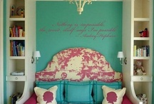 idea's for Ilaria's room