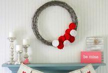 Valentine's Day / by Homemade Ginger | Tutorials, Home Decor, Crafts, Kids Crafts, Craft Tutorials, Saving Money!