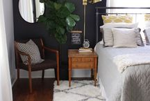 Bedrooms / chambres / Bedroom / chambre decor  inspirations decoration