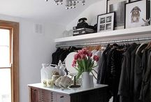 Dressing / closets / Dressing room / closet decor inspirations decoration