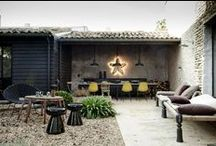 Outdoor decor / terrasses