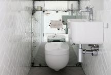 Le petit coin / toilets / wc / loo / Bathrooms, toilets, WC, toilettes