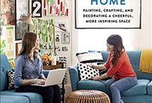 : : : to read in 2015 : : : / by Homemade Ginger | Tutorials, Home Decor, Crafts, Kids Crafts, Craft Tutorials, Saving Money!