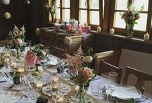 Projet wedding Chris&Max / recherche pour décoration mariage