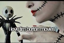 Batty for Burton / Tim Burton