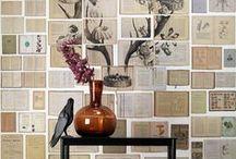 Wallpaper / Papier peint / wall paper papier peint