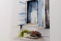 Artisan Greeting Cards / Artisan Greeting Cards from the South Of France