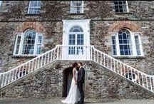 The Manor House - Exclusive Wedding Venue Cornwall / Grade II listed manor house at exclusive wedding venue Launcells Barton in Cornwall, Bude