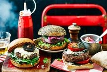 BBQ Food / All the yummy BBQ ideas for grilling season.