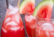 Recipes: Drink Recipes / Beverages, Hot, Cold, Simple, Difficult, ANY KIND of drink recipes! / by Nicole Cook {Daily Dish Recipes}