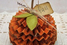 HOLIDAY SEPT,OCT & NOV -fall ideas / by Corrie Lawrence