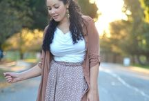 Fashion / Outfits that I like, want, or get inspiration from. Trend more towards curvy.  / by Michelle
