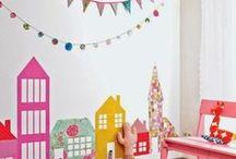 Kids Rooms / Kid Rooms + Kid Home Decor + Kid Furniture + Kid Designs