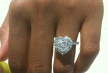 My Favorite Diamonds / Of course ♥Heart diamonds made the cut!!! & My L♥ve of Princess cut diamonds comes from My Sweet Husband... I Love & Cherish My Wedding Rings & ♥the Promise We made to Each Other!♥  / by Deb Hayes