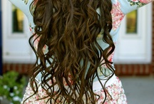 Long Hair & Beautiful Braids / I L♥ve My Long Natural Hair! No dyes ...no extensions ...just the beautiful hair I was blessed with! I want it to reach the floor!!! I've got about 3 feet to grow!! / by Deb Hayes