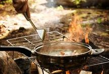 Camping Recipes / Best camping recipes. A collection of some of the best recipes to make on a camping trip.