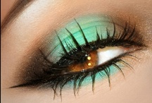 Beautiful Eye Make-Up / I would love to go to school just to learn to do my make-up this beautifully! ♥ / by Deb Hayes