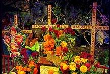 El Dia de los Muertos / by Angela Jaffray