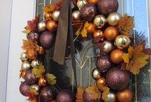 Fall Ideas / Ideas for Fall-Thanksgiving, Halloween and general / by Debbie Piercy