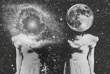 luna y estrellas*