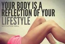 Pyure Motivation to MOVE. / Get motivated to make good Exercise & Lifestyle choices with these quotes and pictures.