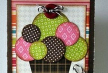 Crafts: Card Making & Scrapbooking / I love paper crafts. Most especially making cards for loved ones. How cute are these?