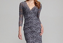 Cocktail dresses - Silver or gray