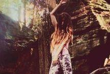 ☽ • Hippie Trippin' • ☾ / ☽ • ☯ • ☮ • ☻ • ☮ • ☯ • ☾ / by Genevieve Rose ☾☀