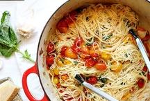 Pasta! / by Melissa Bozzuto