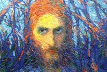 Behold the Man / Images of Jesus through the ages / by Angela Jaffray