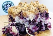 Blueberry recipes, ideas & fun / by Melissa Bozzuto