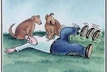 Far Side / Funny stuff from Gary Larson / by Gilly