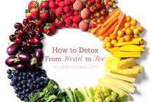 Health: Detox/Weight Loss / by Melissa Bozzuto