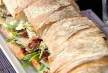 Sandwiches / lunch / by Gilly