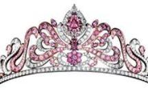 CROWNS - TIARAS - DIADEMS / Tiaras - Crowns - Diadems - Panures