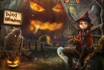 Halloween / Awesome Halloween artwork, crafts, and more.