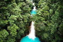 Costa Rica Travel / Costa Rica Vacation & Travel Pinspiration