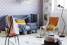 SPACES: For kids / Fun, creative & hopefully sleep-inducing spaces for our favourite little people.